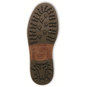 Olukai M's Mauna Kea Seal Brown/Seal Brown